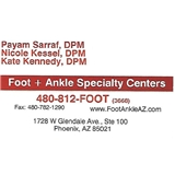 Foot  Ankle Specialty Centers