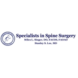 Specialists in Spine Surgery