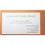 Greenwich Smiles Dental PC