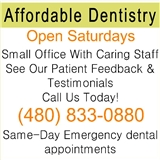 Simon Dental Care: Serving Mesa-Tempe-Chandler